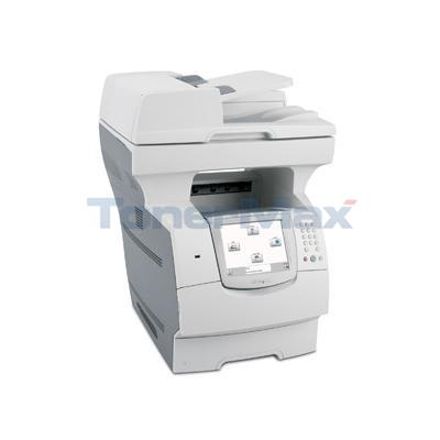 Lexmark X-646e MFP